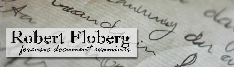 Robert Floberg Curriculum Vitae